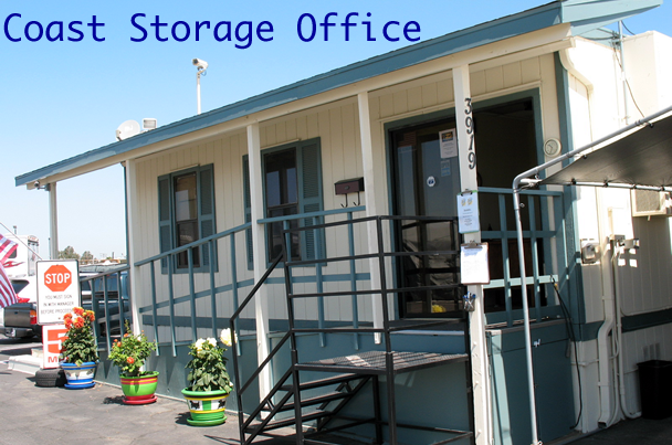 Coast Storage Office