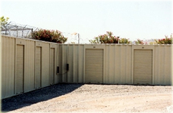 Storage Units at Coast Storage